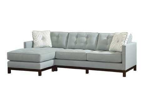 Lexington Upholstery Fleetwood Bi-Sectional Sofa