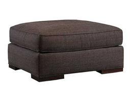 Lexington Upholstery Bond Ottoman