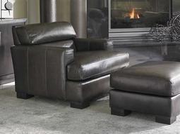 Lexington Carrera Chair & Ottoman Set
