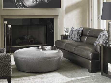 Lexington Carrera Modern Leather Living Room Set