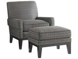 Lexington Carrera Tight Back Giovanni Accent Chair