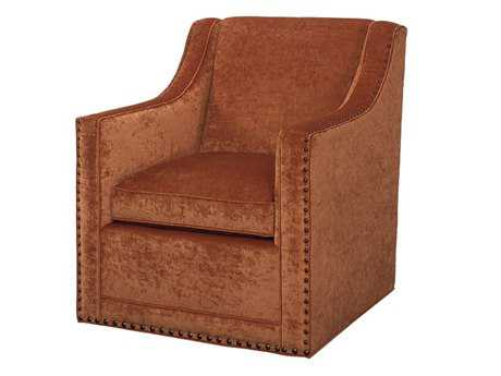 Lexington Upholstery Barrier Swivel Accent Chair