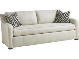 Lexington Carrera Carbon Gray Maranello Upholstered Queen
