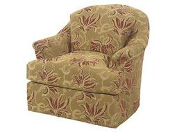 Lexington Upholstery Angelica Swivel Club Chair