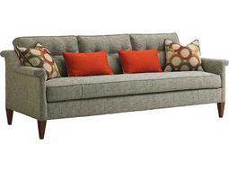 Lexington Take Five Whitehall Loose Back Fabric Sofa