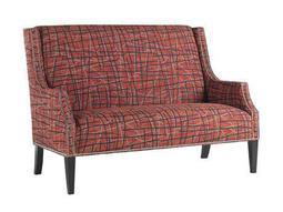 Lexington Upholstery Turino Loveseat Settee