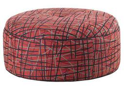 Lexington Upholstery Reid Ottoman
