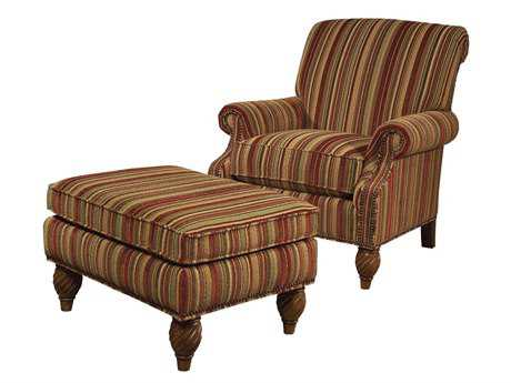 Lexington Upholstery Wallace Club Chair
