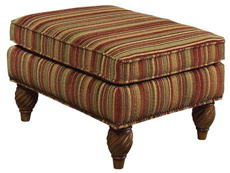 Lexington Upholstery Wallace Ottoman