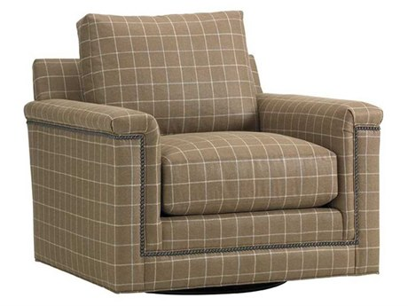 Lexington 11 South Balance Swivel Club Chair