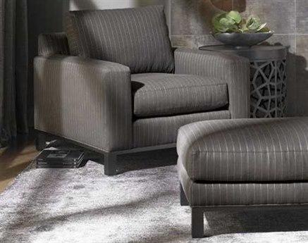 Lexington 11 South Chair and Ottoman Set