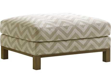 Lexington Shadow Play Ottoman