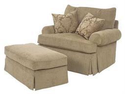 Lexington Upholstery Edwards Club Chair