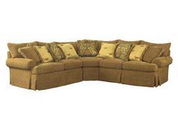Lexington Upholstery Edwards Sectional Sofa