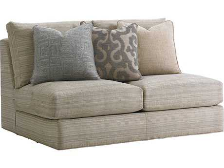 Lexington Laurel Canyon Halandale Loose Back Armless Loveseat