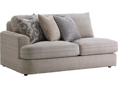 Lexington Laurel Canyon Halandale Loose Back Left Arm Facing Loveseat