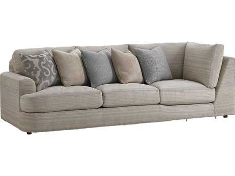 Lexington Laurel Canyon Halandale Loose Back Left Arm Facing Corner Sofa