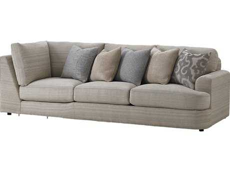 Lexington Laurel Canyon Halandale Loose Back Right Arm Facing Corner Sofa
