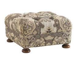 Lexington Upholstery Elle Ottoman