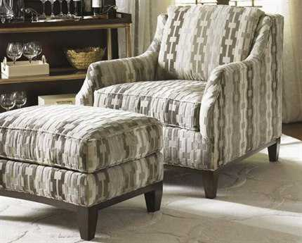 Lexington Tower Place Conrad Chair and Ottoman Set