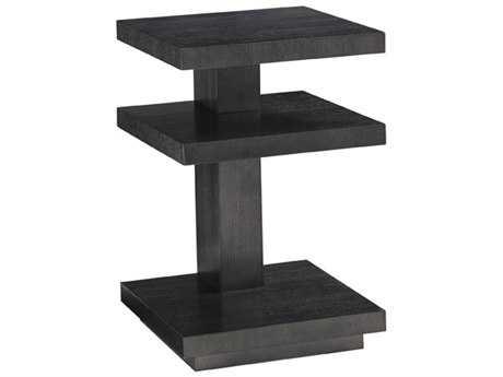 Lexington Carrera Carbon Gray 18'' Square Ascari Night Table