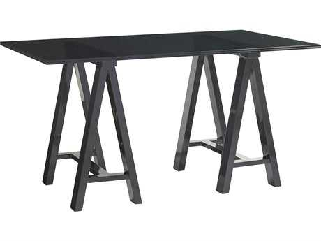 Lexington Carrera Carbon Gray 58'' x 34'' Europa Architect's Desk