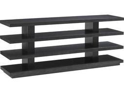 Lexington Carrera Carbon Gray 72'' x 18'' Rectangular Elise Console Table