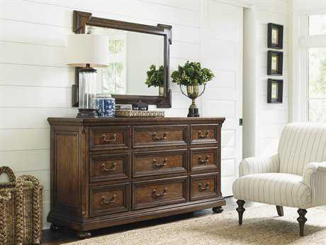 Lexington Coventry Hills Dresser & Mirror Set