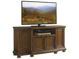 Lexington Coventry Hills Rustic Cherry 72'' x 22'' Danbury Media Console TV Stand