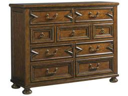 Lexington Coventry Hills Rustic Cherry 54'' x 18'' Sheridan Hall Chest