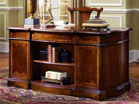 Luxe Designs Rich Cherry 60''L x 30''W Rectangular Executive Desk