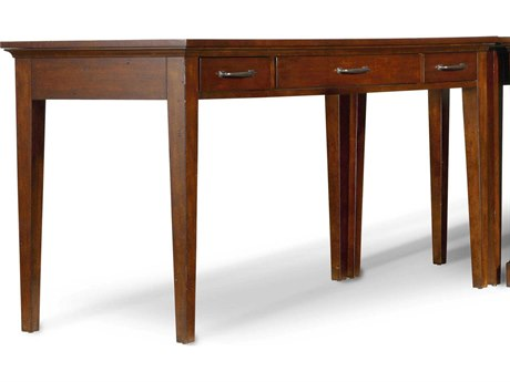 Luxe Designs Distressed Cherry 60''L x 24''W Rectangular Writing Desk