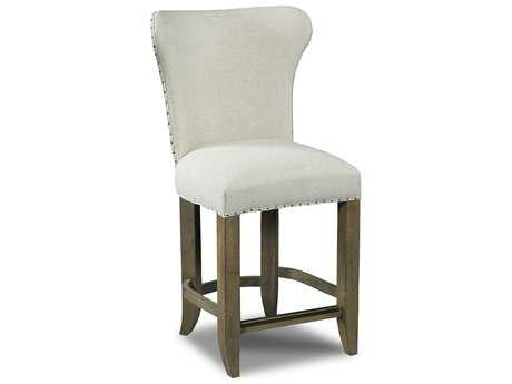 Luxe Designs Medium Wood Counter Stool