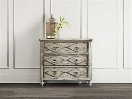 Luxe Designs White, Cream & Beige 38''W x 18''D Accent Chest