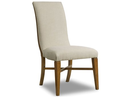 Luxe Designs Soft Caramel Dining Side Chair