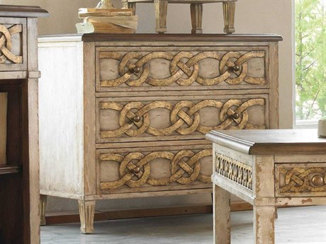 Luxe Designs Light Wood 42''W x 20''D Accent Chest