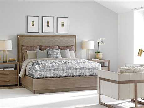 Lexington Shadow Play Platform Bed Bedroom Set