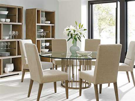 Lexington Shadow Play Traditional Casual Dining Room Set