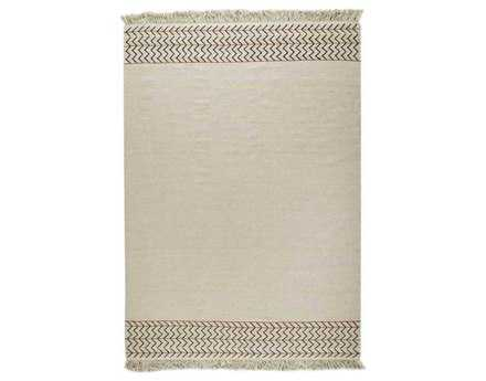 MA Trading The Basics Valparaiso Rectangular White Area Rug