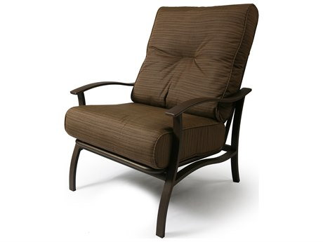 Mallin Albany Aluminum Cushion Lounge Chair