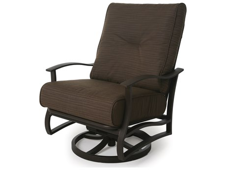 Mallin Albany Aluminum Cushion Lounge Chair MALAB486