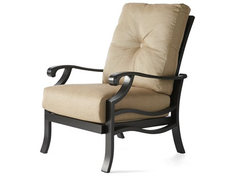 Mallin Anthem Cast Aluminum Lounge Chair