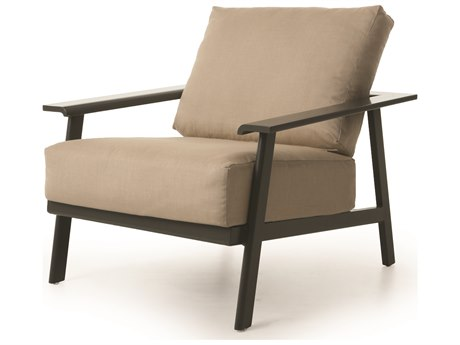 Mallin Dakoda Cushion Aluminum Lounge Chair MALDK483