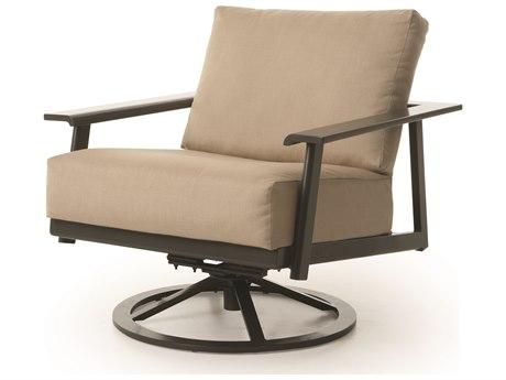 Mallin Dakoda Swivel Rocking Lounge ChairReplacement Cushions