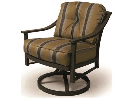 Mallin Ellington Swivel Rocking Dining Arm Chair Replacement Cushions