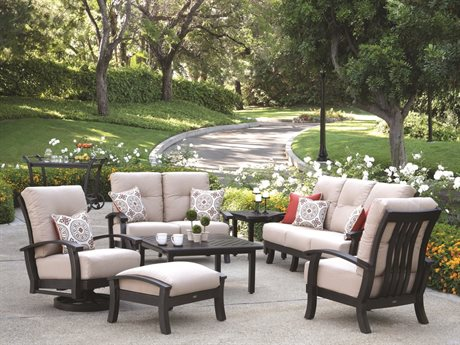 Georgetown Aluminum Lounge Set