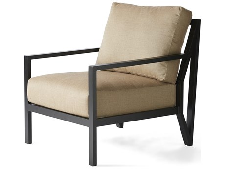 Mallin Madeira Cushion Aluminum Lounge Chair