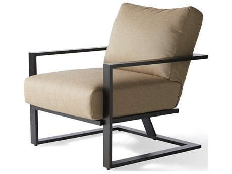 Mallin Quincy Aluminum Lounge Chair