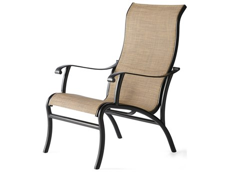 Mallin Scarsdale Sling Aluminum Lounge Chair