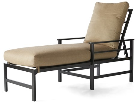 Mallin Sarasota Aluminum Adjustable Chaise Lounge